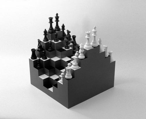 3d schach spielen