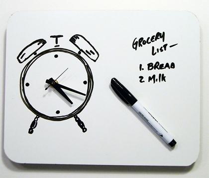 Bild A CLOCK A DAY 1