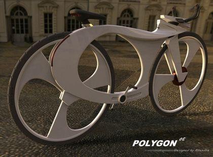 Polygone Bike