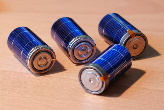 Solar Batterien