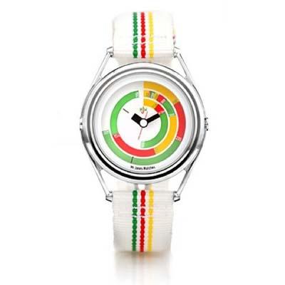 bunte Armbanduhr der Weltrekorde