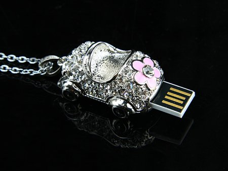 USB Stick Kitsch Juwelen Auto