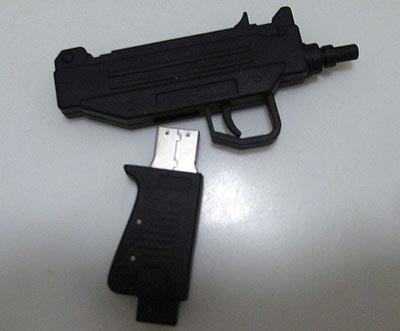 USB Pistole