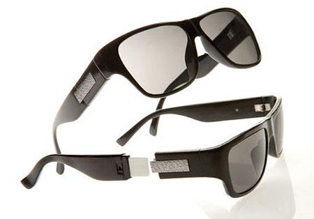 USB Sonnenbrille