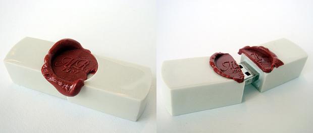 USB Stick für empfindliche Daten