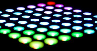 Rainbowduino mit Arduino verbinden und programmieren