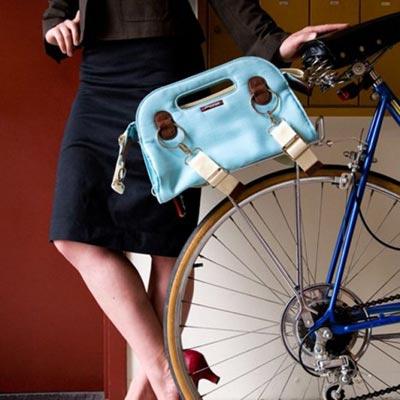 Elegante Damen Fahrradtaschen