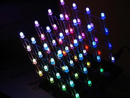 Ideensammlung: RGB Würfel Projekt