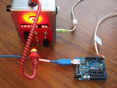 Thingamagoop – analoger Synthesizer