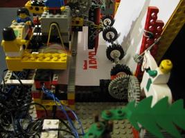 Filzstiftdrucker aus Lego