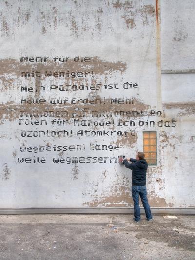 Arduino Graffiti