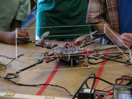 Quadrocopter sind cool und mehr als nur Spielzeug