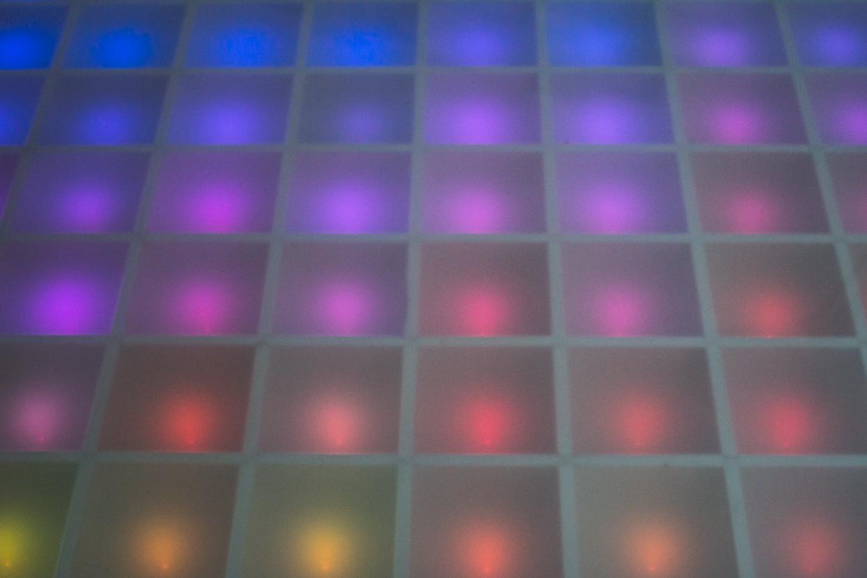 Mein Wochenendprojekt: Rainbowduino 8×8 RGB Tisch