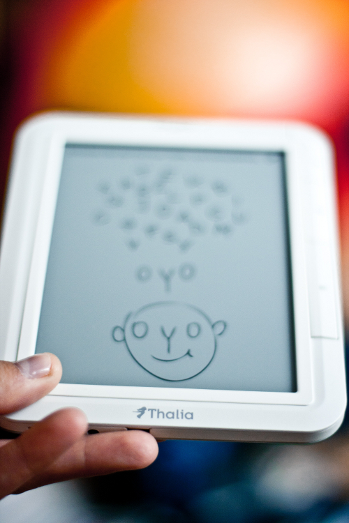 14 Tage Test des E-Book Reader Oyo