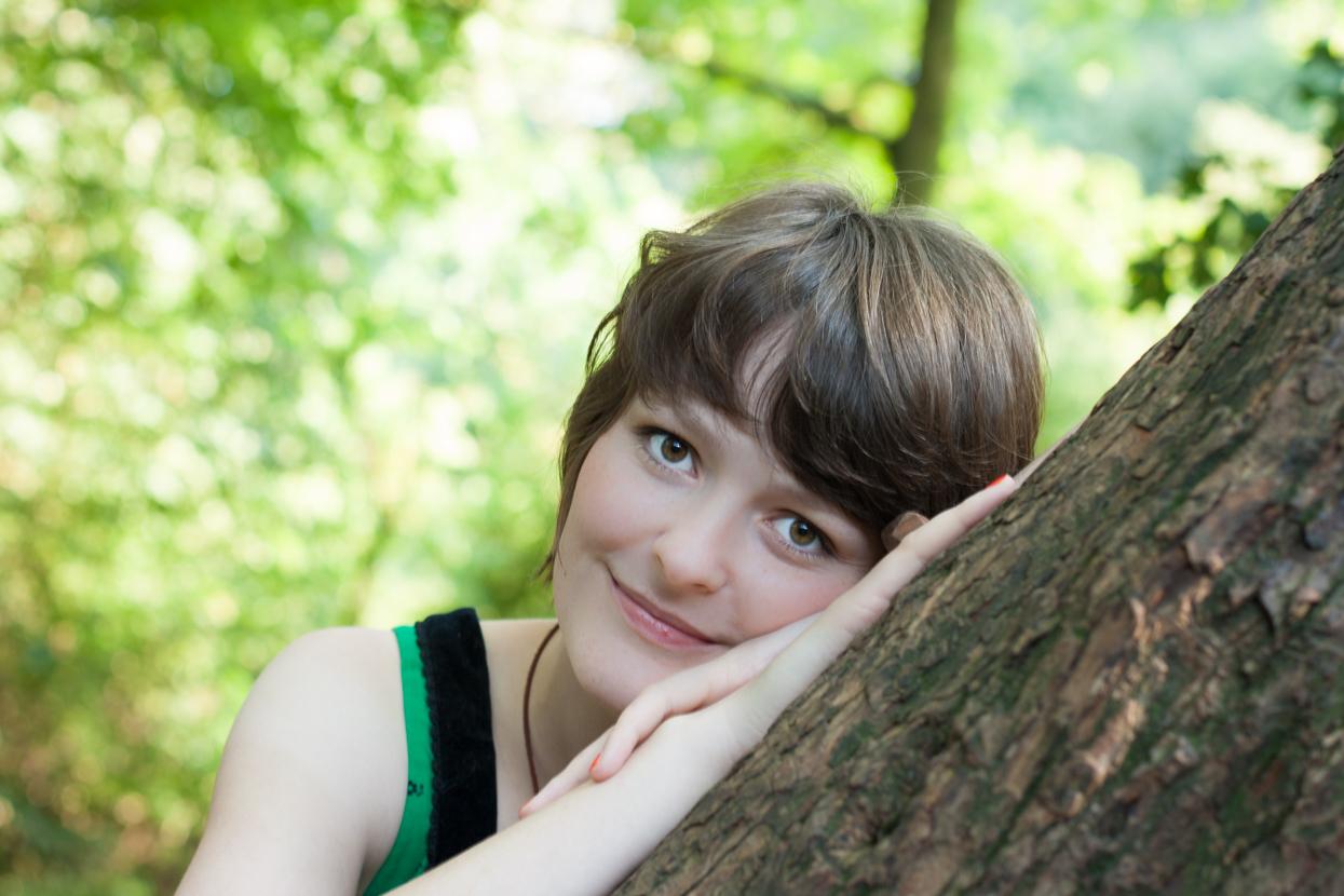 Model Shooting Leipzig Laura