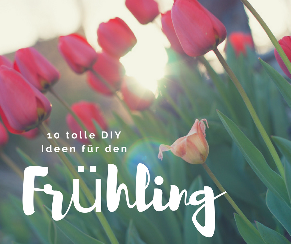 Frühling DIY