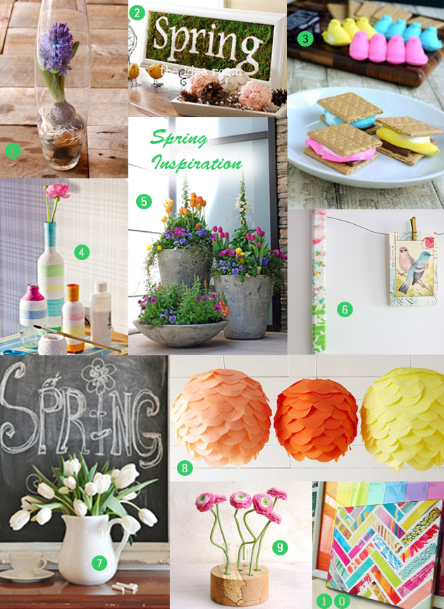 Susays Spring Inspirtation for 2014