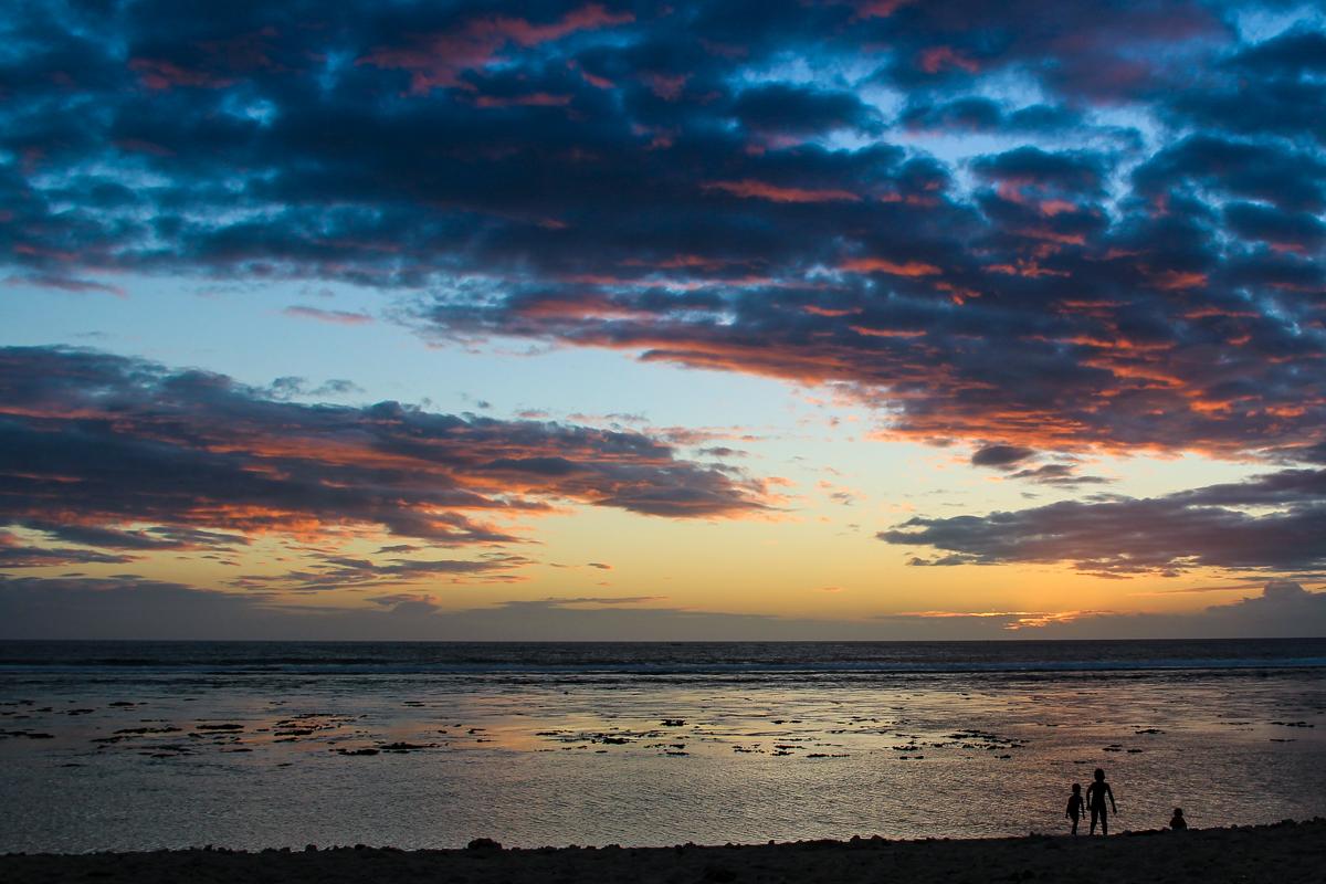 Inselimpressionen von La Reunion (französische Übersee-Region)