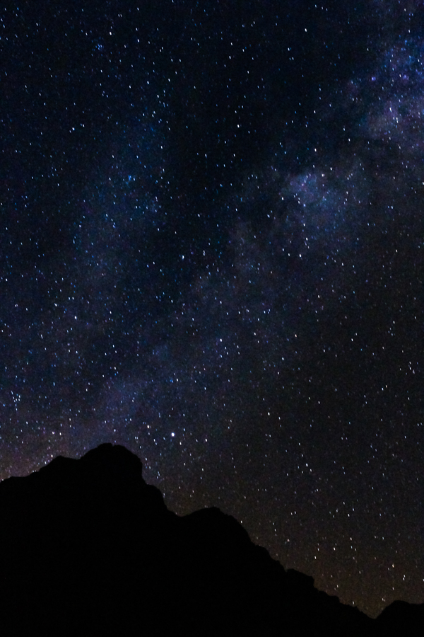 Milchstraßen-Fotografie, wie funktioniert das?