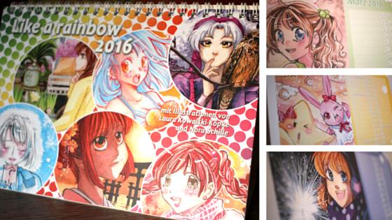 Rainbow Kalender
