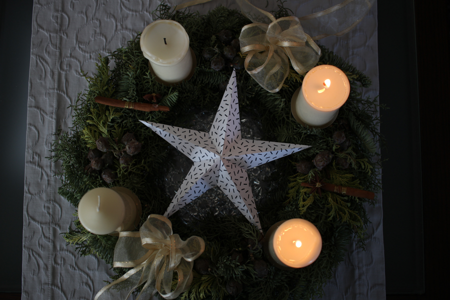 Weihnachtssterne: Der Messina-Stern