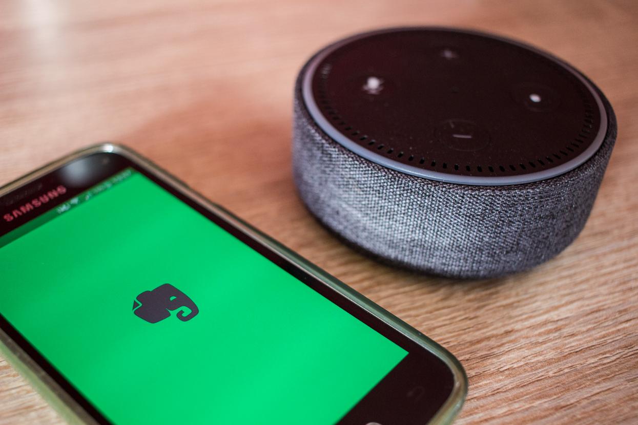 Mit Amazon Alexa Echo sprachgesteuert ToDo-Listen in Evernote, Wunderlist, Trello oder mit Google verwalten