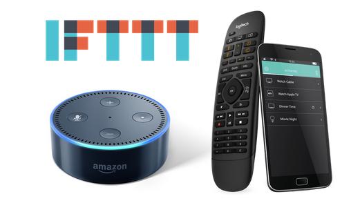 Harmony Alexa mit IFTTT