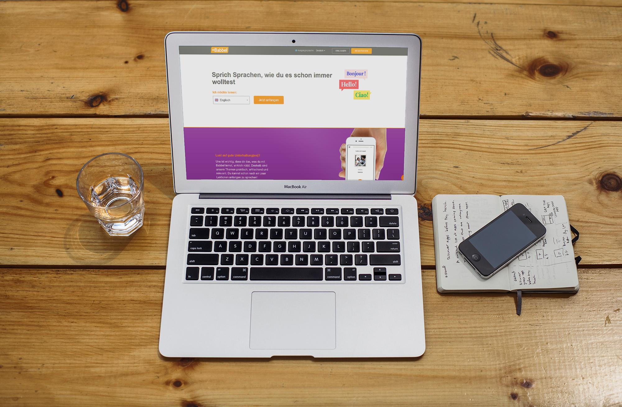 Effektiv und mobil Fremdsprachen lernen mit Online-Lernportalen und Apps