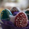 Anleitung Sorbische Ostereier: Eier verzieren mit der sorbischen Wachstechnik